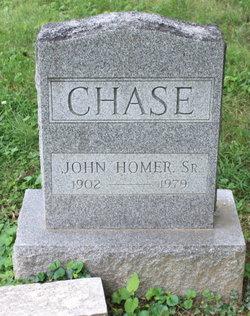 John Homer Chase, Sr