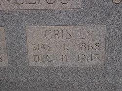 Christopher Columbus Cornelius
