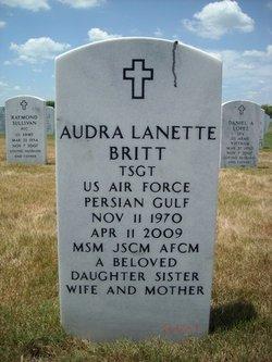 Audra Lanette <i>Lee</i> Britt