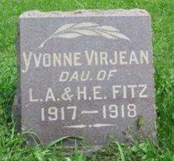 Yvonne Virjean Fitz