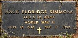 Mack Eldridge Joe Simmons