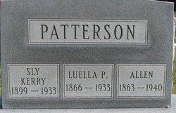 Luella <i>Pugh</i> Patterson