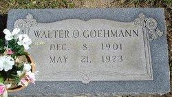 Walter Otto Goehmann