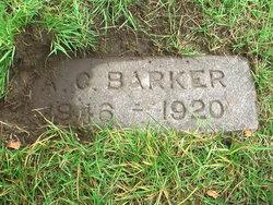Addie C Barker