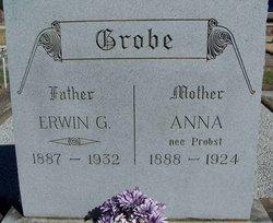Erwin Gustav Frederick Grobe