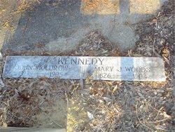 Mary Jane <i>Woods</i> Kennedy