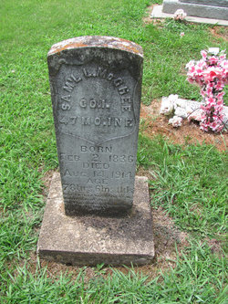 Samuel L McGee