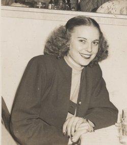 Virginia Ann Jean Ann <i>Yeates</i> Johns
