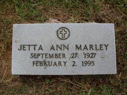 Jetta Ann <i>Haden</i> Marley