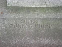 James Walker Burns