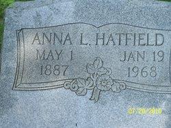 Anna L Hatfield