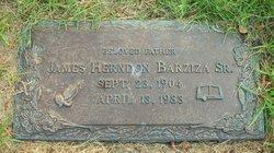 James Herndon Barziza, Sr