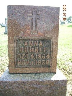 Anna E. Humble