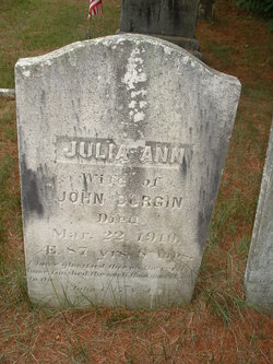 Julia Ann <i>Mason</i> Durgin