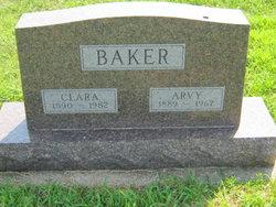 Clara <i>Jones</i> Baker
