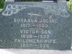 Marie Suzanne <i>Membrez</i> Joliat