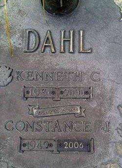 Constance Justine <i>Harris</i> Dahl