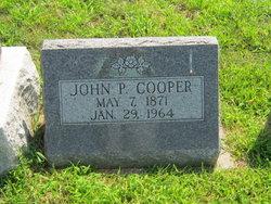 John Pelsor Cooper