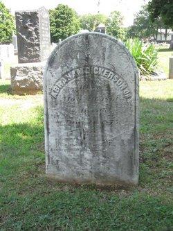 Abraham Dickerson, Jr