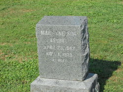 Mary Y. <i>Nelson</i> Asbury