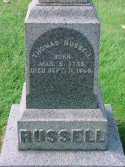 Thomas Russell