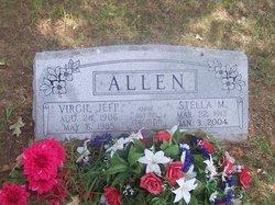 Stella M. <i>Hanks</i> Allen