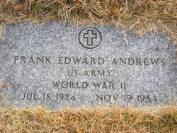 Frank Edward Andrews