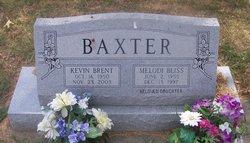 Kevin Brent Baxter