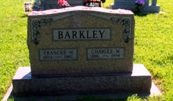 Frances H. <i>Collins</i> Barkley