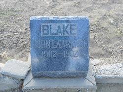 John Lawrence Blake