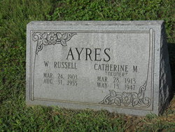 W. Russell Ayres