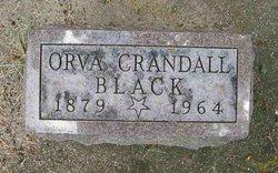 Orva <i>Crandall</i> Black