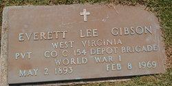 Everett Lee Gibson