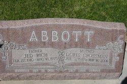Doris <i>Crossman</i> Abbott