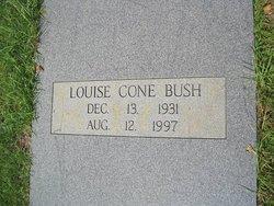 Louise <i>Cone</i> Bush