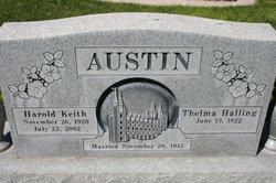Harold Keith Austin