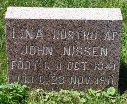 Helena C . Lina <i>Jacobsen</i> Nissen