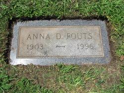 Anna D. Fouts