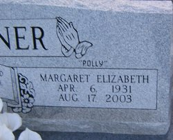 Margaret Polly <i>Hearne</i> Beckner