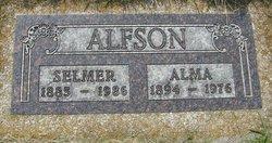 Alma Sophie <i>Anderson</i> Alfson