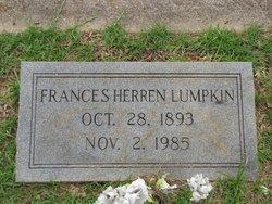 Frances Herren Lumpkin