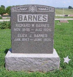 Richard Watson Barnes