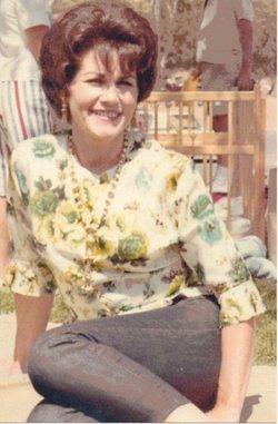 Barbara Jane <i>White</i> Glover