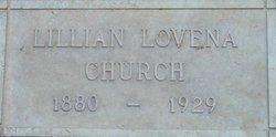 Lillian Lovena Church