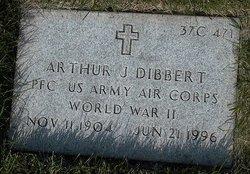 Arthur John Dibbert