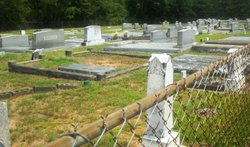 New Prospect Freewill Baptist Church Cemetery