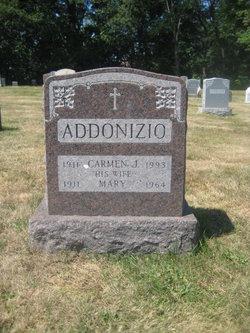 Carmen Joseph Addonizio