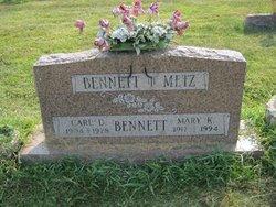 Carl D Bennett