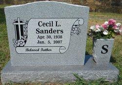 Cecil Lee Sanders