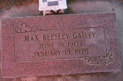 Max Beesley Gailey